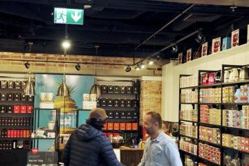 Salon de Thé Koszyki - Herbaty, kawy, akcesoria 01