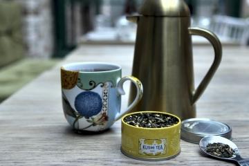 Salon de Thé Koszyki - Herbaty, kawy, akcesoria 04