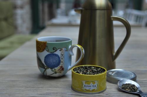 Salon de Thé Koszyki - Herbaty, kawy, akcesoria 1