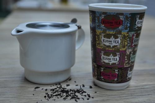 Salon de Thé Koszyki - Herbaty, kawy, akcesoria 2