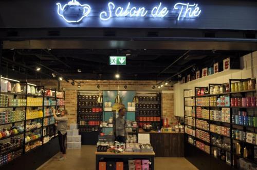 Salon de Thé Koszyki - Herbaty, kawy, akcesoria 4